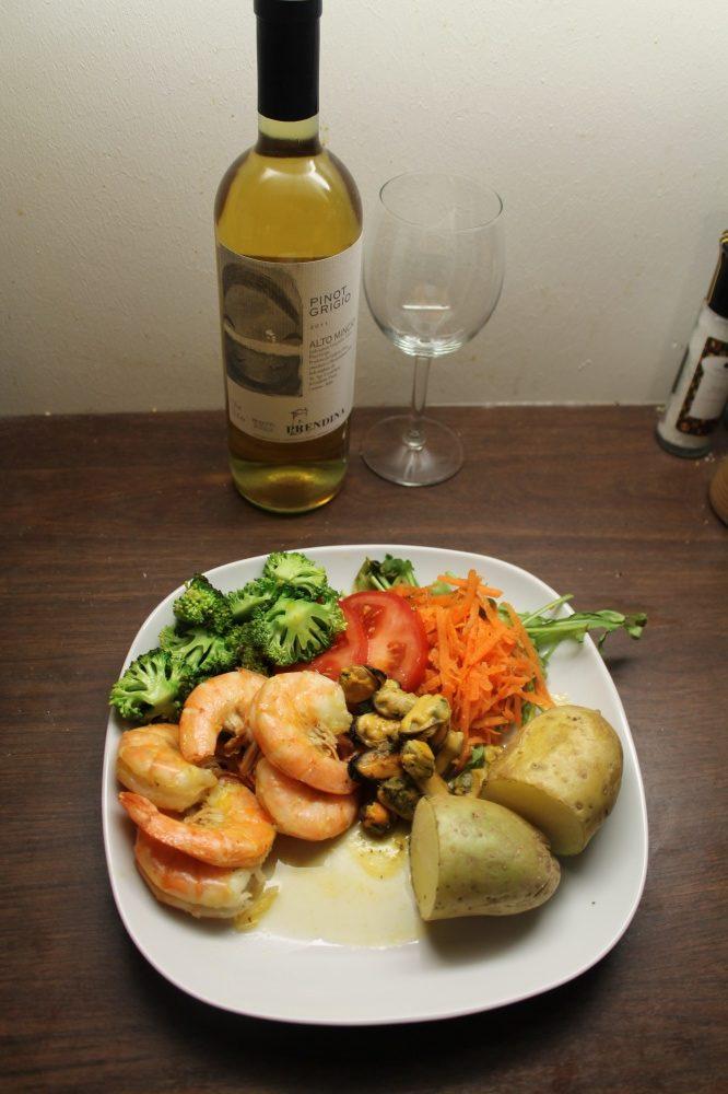 Et velsmakende måltid