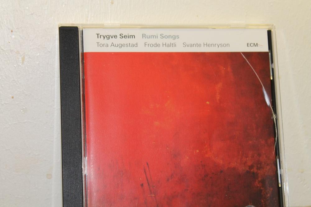 TRYGVE SEIM : RUMI SONGS