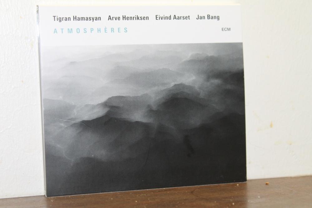 Tigran Hamasyan,Arve Henriksen,Eivind Aarset, Jan Bang : ATMOSPHERES