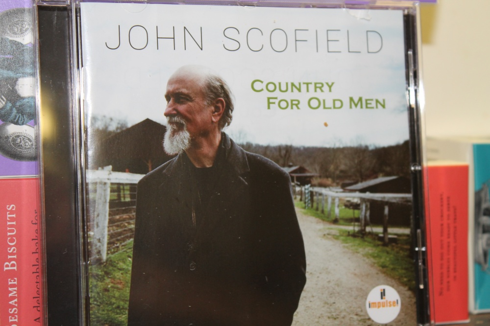 "John Scofield - ""Country for old men""."