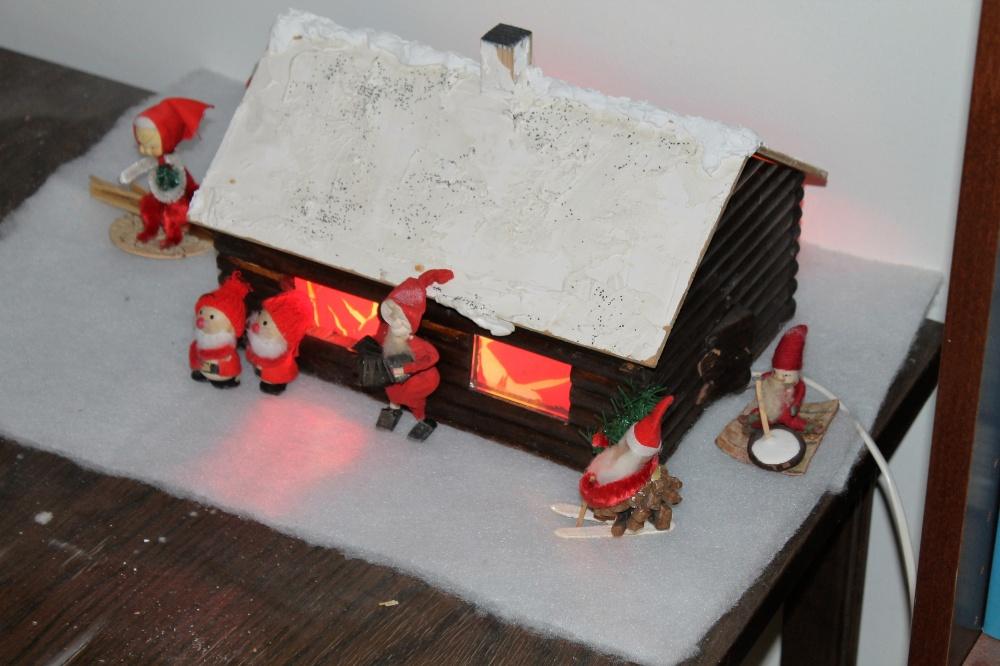God,gammel juledekorasjon.
